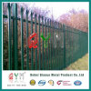 PVC Coated Decorative Palisade Fence Systems