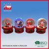 Natale il Babbo Natale Snow Water Globe in Resin Home Decoration