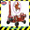 Post Installation를 위한 공도 Guardrail Pile Driver