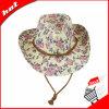 Sombrero de vaquero de la manera. Sombrero de paja. Sombrero de papel
