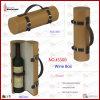 Beweglicher einzelner Flaschen-Wein-Kasten (5500)