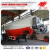 반 Qilin 3 차축 격실 판매를 위한 선택적인 대량 시멘트 유조선 트레일러