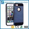 Couverture neuve de cas de défenseur de téléphone cellulaire de satin de balai de Verus pour l'iPhone 7/7 positif