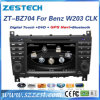 Radionavigation des Zestech Screen-Auto-DVD GPS für MERCEDES-BENZ W203 2004-2007