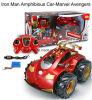 Le véhicule amphibie électrique des vengeurs RC de merveille pour la fille badine des jouets