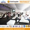 Nice Roof Lining를 가진 Wedding Event를 위한 40X50m Decoration White Wedding Tent