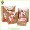 De aangepaste Doos van Kraftpapier van de Gift van het Parfum Verpakkende