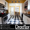 Домашнее украшение Черно-белая напольная плитка (P-7223)