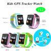 Telefone do relógio do GPS das crianças com posição tripla de GPS+Lbs+Agps (Y12)