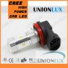 Luz de névoa do diodo emissor de luz do poder superior 30W H9 com microplaqueta do CREE