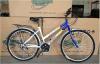26 bicicleta de montanha barata da velocidade da polegada 18/bicicleta híbrida (YK-MTB-074)