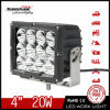 CREE СИД Work Light СИД Working Light Mining Tractor 120W Square супер Bright 7.4 '' (SM120)