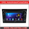 Opel Astra/Antara/Corsa/Zafira (AD-7681)のためのA9 CPUを搭載するPure Android 4.4 Car DVD Playerのための車DVD Player Capacitive Touch Screen GPS Bluetooth