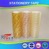 Cinta adhesiva estupenda del embalaje del claro BOPP (HS-007)