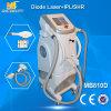 Laser du laser 808nm de diode Depilacion Elight pour l'enlèvement de cheveux (MB810D)