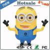 Disco de destello del USB del subordinado amarillo de Hotsale