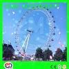 O divertimento monta a roda de Gaint Ferris para a venda