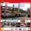 2 reboque do portador de carro do Dobro-Plataforma-Carregamento dos eixos 13.7m