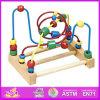 2015 jouet en bois de labyrinthe de programme du labyrinthe des enfants de labyrinthe de cube en activité, jouet en bois de fantaisie en gros de labyrinthe de programme, jouet en bois W11b038 de labyrinthe de programme