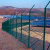 Высокий уровень безопасности триангулярную сваренную проволочную изгородь /Welded загородки