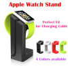 Iwatch Durable Plastic Charging Holder Stand für Smart Phone Apple Watch Iwatch Durable Plastic Charging Holder Stand für Smart Phone Apple Watch