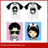 Projeto de Creat seus próprios fabricantes da camisa de T em China (R129)