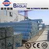 円形/正方形/長方形の熱い浸された電流を通された鋼管