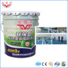 Enduit imperméable à l'eau spécial pour le toit en métal, enduit imperméable à l'eau anti-corrosif de polyuréthane pour la structure métallique