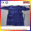 Woven Surgery Gown, Isolation Gown 또는 Disposable Dental