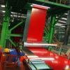 Stahlstreifen-Farben-Schichts-Zeile