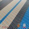 Couvre-tapis tissé neuf d'étage de PVC de vinyle avec le dos de mousse de PVC