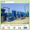Distilleria del petrolio residuo