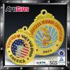 Aangepaste de uitstekende kwaliteit plateerde de Gouden Medaille van het Metaal