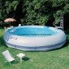 Migliore prezzo della piscina della tela incatramata manifatturiero in Cina