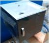Шкаф ванной комнаты нержавеющей стали