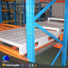 China Nanjing Steel 3 ou 4 Pallet Deep Push Back Pallet Racks