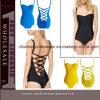 Новые женщины конструкции один костюм Swim сбывания повязки части горячий