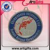 De aangepaste Medaille van de Sport van het Metaal van het Ontwerp Gouden
