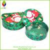 Rectángulo de regalo de empaquetado de la Navidad del producto de D del chocolate Shaped del papel