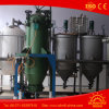 raffinerie de pétrole brut d'usine de raffinage d'huile de soja 12t à vendre