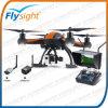 Mini Quadcopter regulador de vuelo de Af350002 + rojo combinado determinado del módulo del GPS +LED/Power