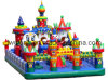 Kinder Inflatable Jumping Inflatable Bouncer mit Trampoline
