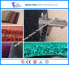 Estera de la bobina del PVC con la estera del suelo de Firmbacking/PVC