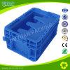 Recipiente 300*200*148 plástico logístico para a indústria das peças de automóvel
