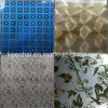 4X8 1.2mm Decorative 304 Color Etching Stainless Steel Sheet per Interior Decoration