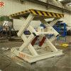 La macchina di sollevamento idraulica Scissor la Tabella di sollevamento della strumentazione di sollevamento