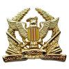 Pin do Lapel do metal da águia do ouro para a lembrança (Ele-P035)