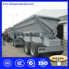 Dump/Tipper latéraux pour Mineral Powder Transport Trailer Train