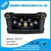 GPS, Bt 의 iPod, USB, 3G, WiFi를 가진 Hyundai I40를 위한 2DIN Audto Radio DVD Player
