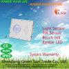 5WセリウムRoHSが付いているオールインワン統合された太陽LEDの街灯5yearsの保証